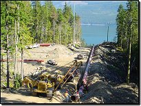 Speers Construction - Hydro Projects